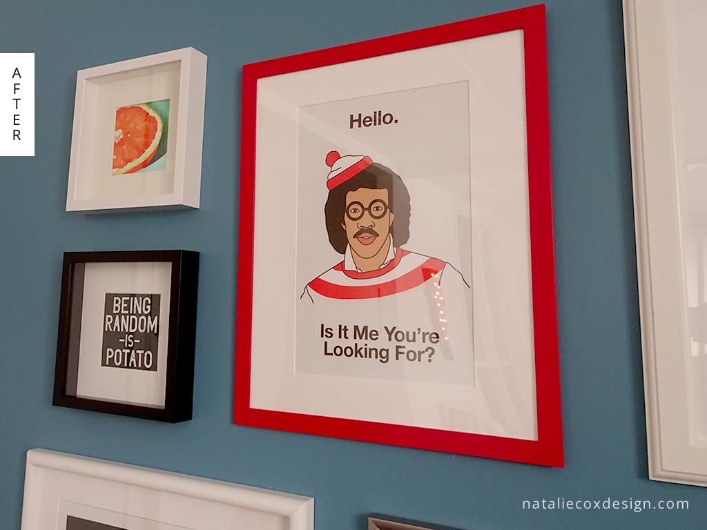 After - Modern Office Design - Ottawa Decorator Natalie Cox