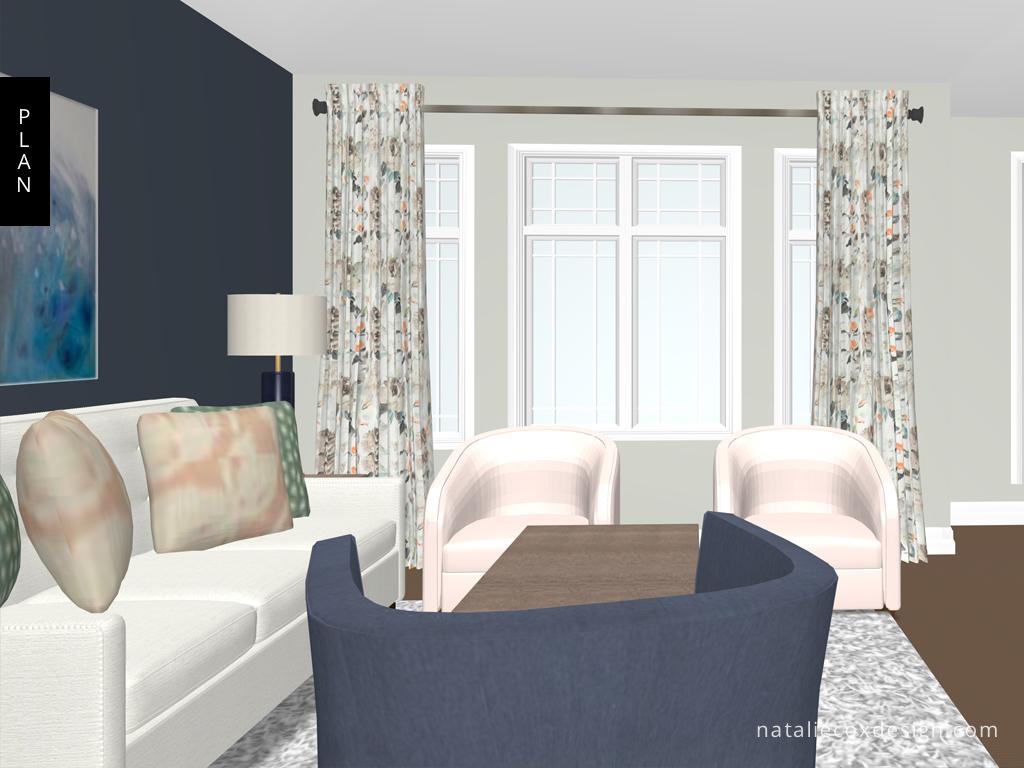Newlywed Fresh Start - Natalie Cox Design - Interior Decorator - Ottawa, ON